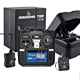 New RadioMaster TX16S Hall TBS Sensor Gimbals 2.4G 16CH Multi-Protocol RF System OpenTX Transmitter Remote Control for RC Drone (TBS Version Mode 2)