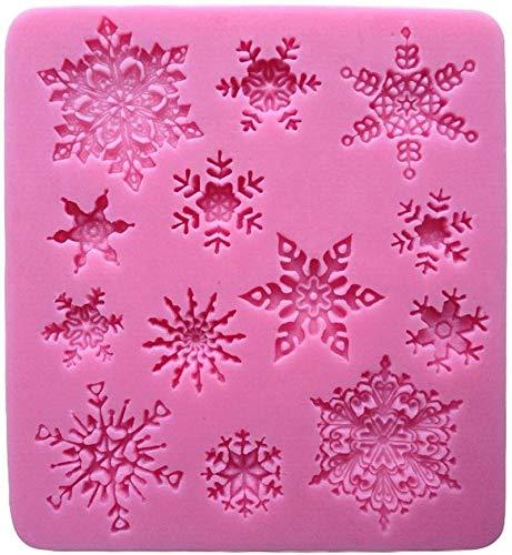 Consejos para Comprar Copos de nieve de silicon que Puedes Comprar On-line. 3