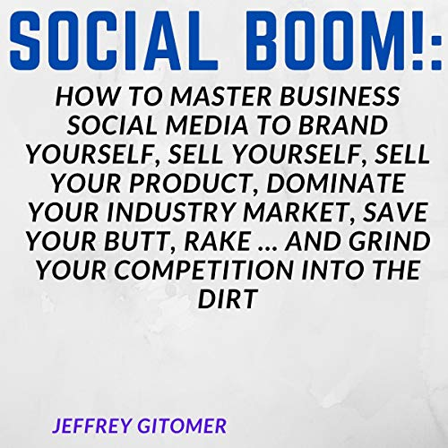 Social Boom! cover art