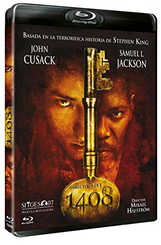 1408 Director's Cut BD 2007 [Blu-ray]