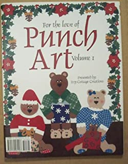 For the Love of Punch Art (Vol 1) (Craft Book)
