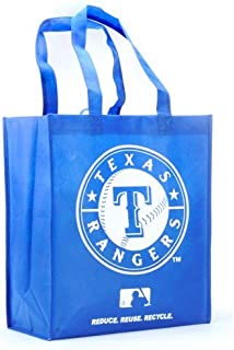 FOCO MLB Unisex Printed Reusable Grocery Tote Bag