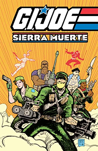 GI Joe: A Real American Hero - Sierra Muerte