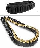 Ultimate Arms Gear Tactical 10, 12 and 20 Gauge GA Stealth Black 56 Round Shotgun Shot Shell Ammo Shot Shell Shoulder Bandolier Bandoleer Carrier