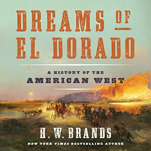Dreams of El Dorado audiobook cover art