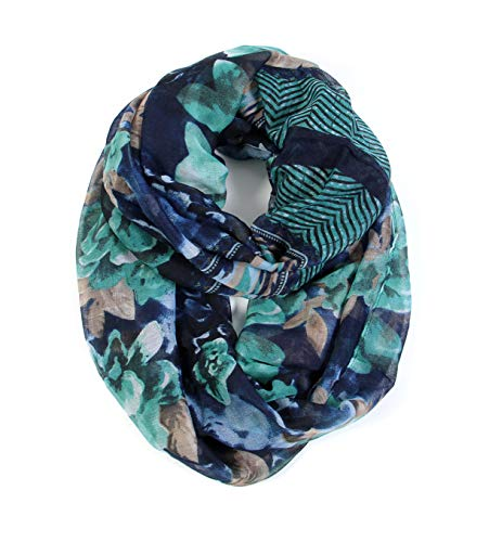 Top scarves navy for 2021