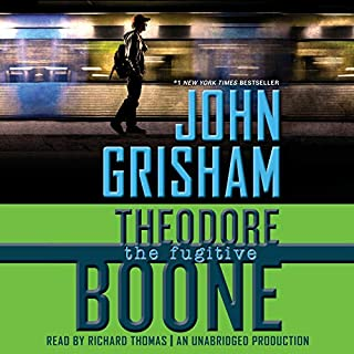 Theodore Boone: The Fugitive cover art