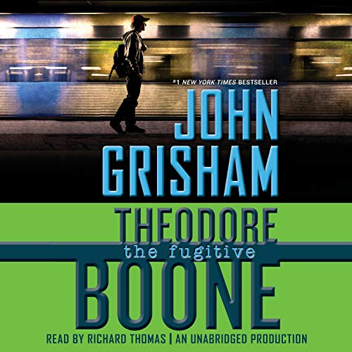 Couverture de Theodore Boone: The Fugitive