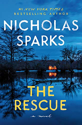 The Rescue Audiobook By Nicholas Sparks cover art