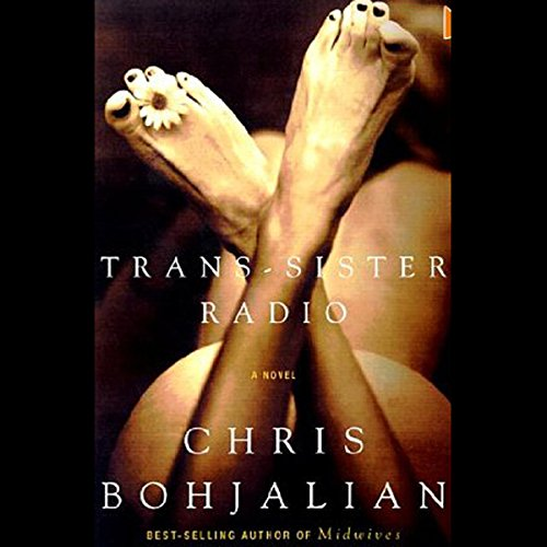 Trans-Sister Radio audiobook cover art