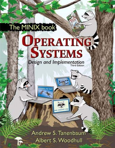Compare Textbook Prices for Operating Systems Design and Implementation 3 Edition ISBN 9780131429383 by Tanenbaum, Andrew,Woodhull, Albert