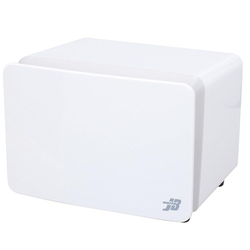 鮮やかな広告主許可するタオルウォーマー KRS-WM8 (前開き) ホワイト 8L 高さ25×幅33×奥行27cm [ タオル蒸し器 おしぼり蒸し器 タオルスチーマー ホットボックス タオル おしぼり ウォーマー スチーマー 小型 業務用 保温器 ]