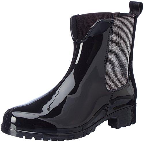 Tamaris Damen 25445 Chelsea Boots, Schwarz (Black), 38 EU