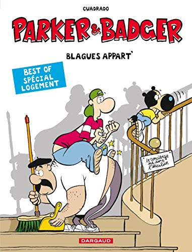 Parker & Badger - Hors-série - tome 2 - Blagues appart'