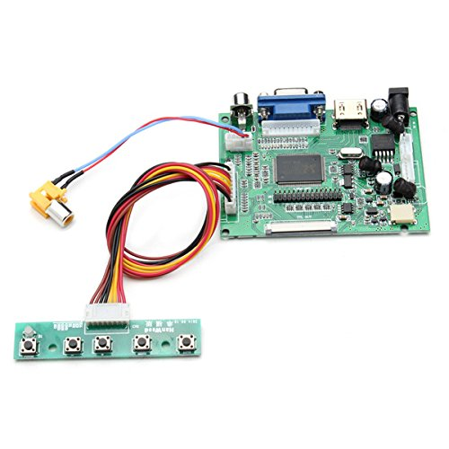 ILS - universeel LCD-display driverplaat PS2PS3xbox360 HD AV VGA