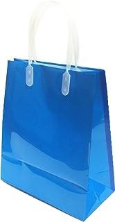 オリエステル イノバッグ 幅20cm x 高さ21.5cm x 底マチ10cm (青)