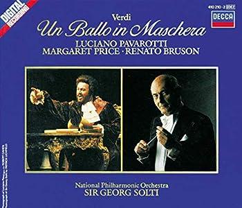 Un Ballo In Maschera  2 CD