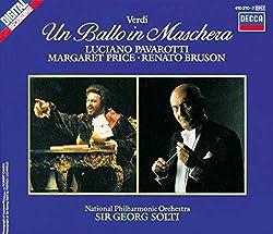 Verdi : Un Ballo in Maschera