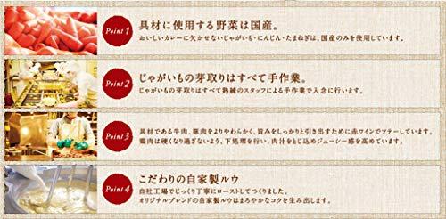 『大塚食品 ボンカレーネオ コクと旨みのオリジナル 230g×3個』の4枚目の画像