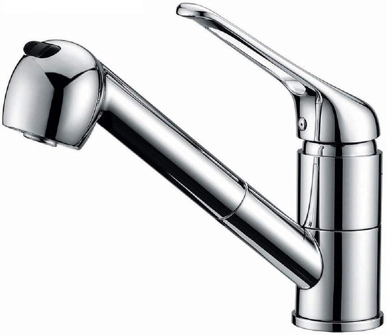 Messing Chrom Küchenschublade Mit Blaumen Sprinkler Waschbecken Waschbecken Wasserhahn Küchenarmaturen Küchenspülen Mischbatterien