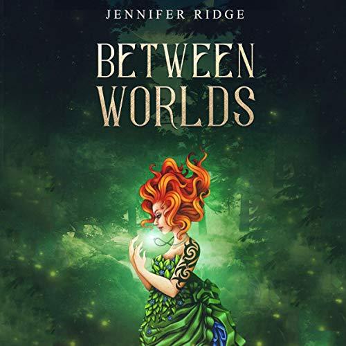 Between Worlds audiobook cover art