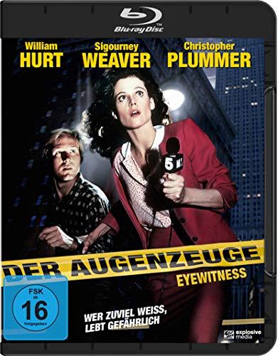 Der Augenzeuge  (Eyewitness) [Blu-ray]
