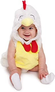 Baby Plush Rooster Chicken Kids Loveable Costume