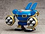 ねんどろいどもあ ロックマンX シリーズ ライドアーマー・ラビット ノンスケール ABS&PVC製 塗装済み可動フィギュア_03