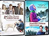 November Christmas / A Dog Named Christmas DVD 2-Pack