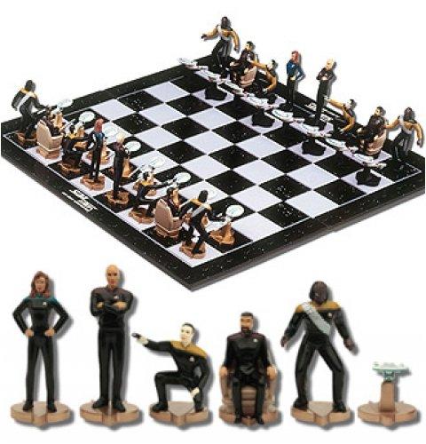 Star Trek Schachspiel