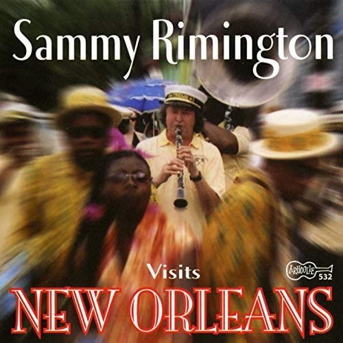 Sammy Rimington