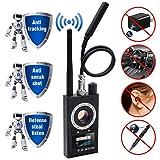 Détecteur de Signal Anti-Espion RF sans Fil pour Appareil Photo caché Objectif Laser GSM, Appareil d'écoute...
