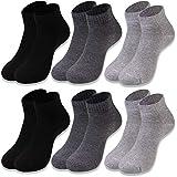 L&K 6 Pares Mujer Térmicos de Punto calcetines Invierno Premium Tejido Deporte y aire libre 2042 S Gr. 39/42