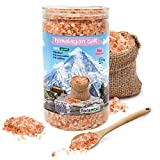 Nortembio Sal Rosa del Himalaya 1,5 Kg. Gruesa (2-5 mm). 100%...
