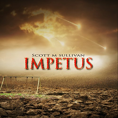 Impetus audiobook cover art