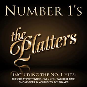 Number 1's - The Platters - EP