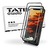 TATE GUARD Phone Xs 専用 アンチグレア ガラスフィルム ゲーマー向き 指紋防止 Phone X 強化ガラスフィルム