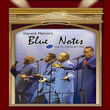 Harold Melvin's Blue Notes Live In Concert