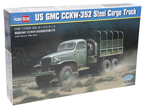Hobbyboss 1:35 - US GMC CCKW 352 Steel Cargo Truck