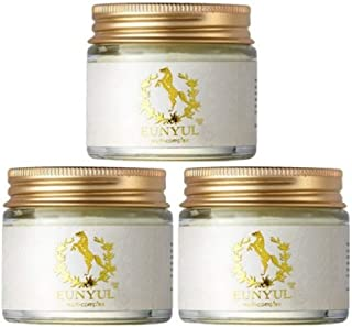 Eunyul Horse Oil Cream Set of 3 70g / 2.5 Fl Oz × 3P