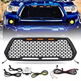Modifying Front Grill Mesh Grille, Compatible with...