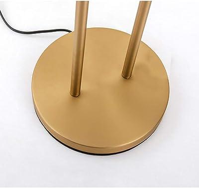 Vbimlxft- Stehlampe Wohnzimmer Einfache Kreative Persönlichkeit Glas Dekorative Lampe Schlafzimmer Vertikale Lampe Stehlampe