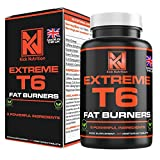 Extreme T6 - High Strength Fat Burners *Weight Loss Diet Pills for Women