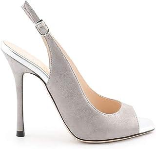 MARC ELLIS Luxury Fashion Womens MA5042GREY Grey Heels   Spring Summer 19
