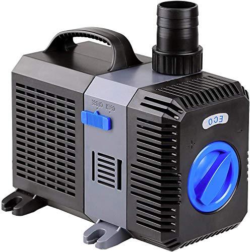 Pondlife CTP-6000 SuperECO Teichpumpe Filterpumpe 6000l/h 40W