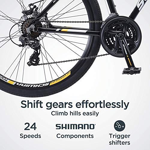 """51TglvQjvCL。 SL500ロイスユニオンメンズグラベルバイク27.5 """"または700cホイール"""