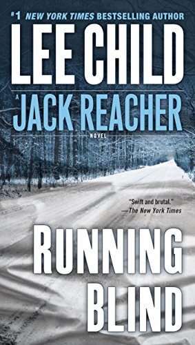 Running Blind (Jack Reacher, Book 4)
