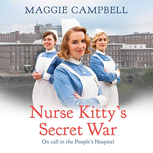 Nurse Kitty's Secret War cover art
