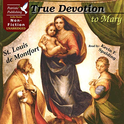 True Devotion to Mary audiobook cover art