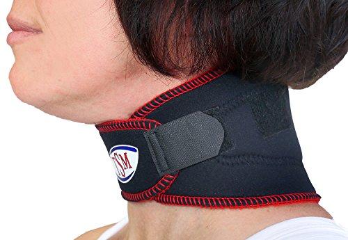 TSM Sportbandage Nacken-Bandage Pro Stabil, XL, 3620